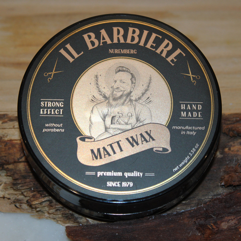 Il Barbiere Matt Wax